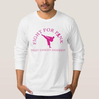T-shirt Arts martiaux pour la chemise de conscience de