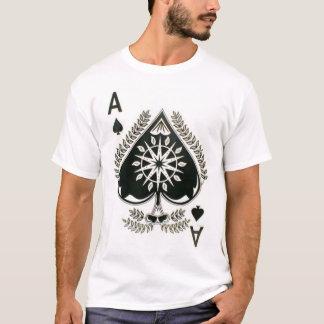 T-shirt As de pique (avant seulement)