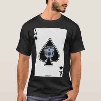 T-shirt As de pique de Reaper de chemise de tisonnier