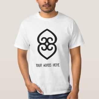 T-shirt ASASE YE DURU | Providence et la terre de divinité