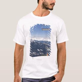 T-shirt Ascenseur de chaise vide