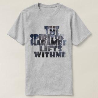 T-shirt Ascenseurs de Harambe avec moi