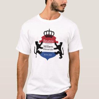 T-shirt Ascension de trône