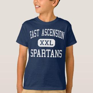 T-shirt Ascension est - Spartans - haute - Gonzales