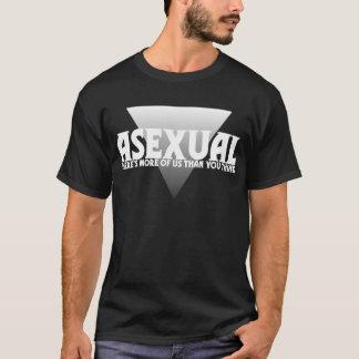 T-shirt Asexuel : Il y a plus de nous que vous pensez