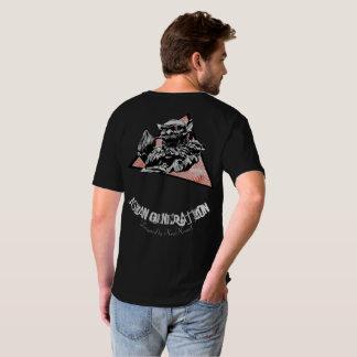 T-shirt Asian god