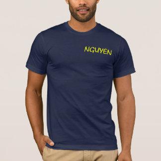 T-shirt asiatique d'invasion