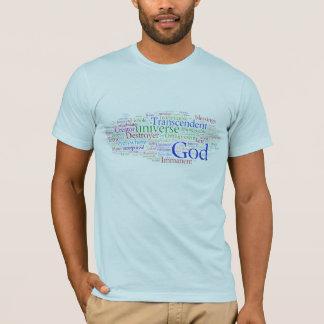 T-shirt Aspects de Dieu