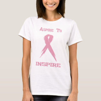 T-shirt Aspirez pour inspirer