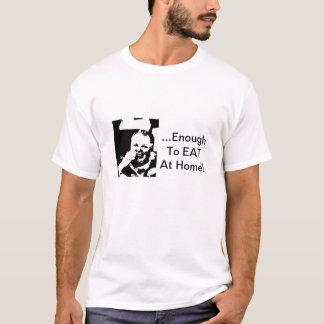 T-shirt Assez pour manger maire de tabagisme Rob Ford de