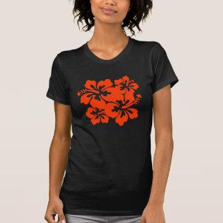 T-shirt assez rouge de ketmie