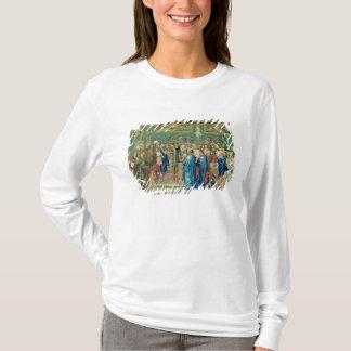 T-shirt Assistance accordée par Louis XIV au compte