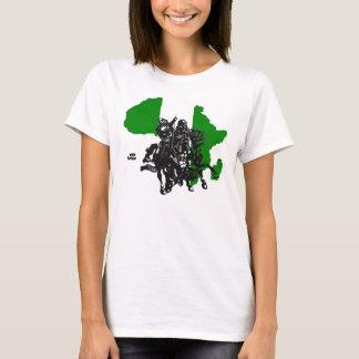 T-shirt Association de polo de Naija