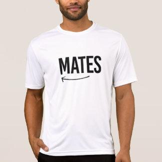 T-shirt Assortiment de compagnons de Swole