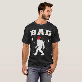 T-shirt Assortiment de famille de pyjama de Noël de Père