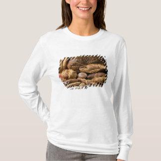 T-shirt Assortiment des pains de style campagnard pour