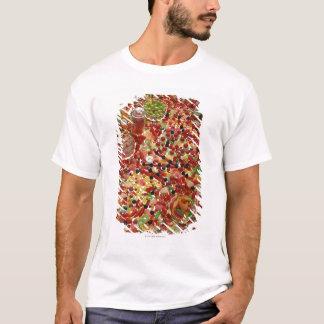 T-shirt Assortiment des sucreries