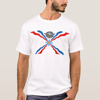 T-shirt Assyrien-Drapeau