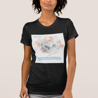 T-shirt Asta - démon de Malcolm de ses matériaux foncés