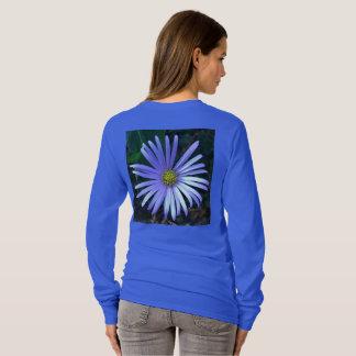 T-shirt Aster bleu
