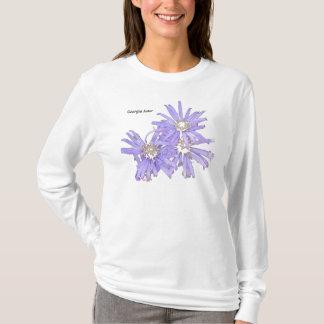 T-shirt Aster de la Géorgie