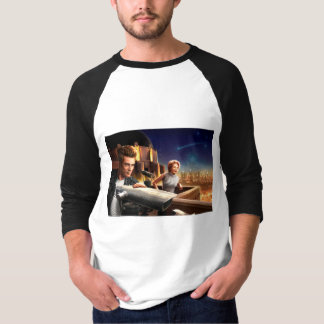 T-shirt Astronomes