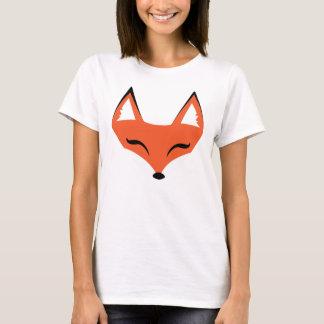T-shirt astucieux de visage de Fox