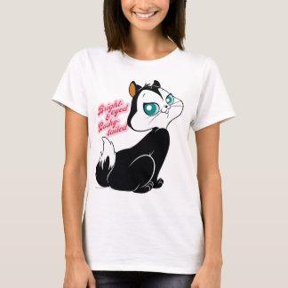 T-shirt Atermoyez Kitty aux yeux brillants