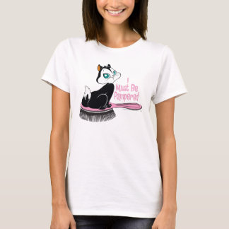 T-shirt Atermoyez Kitty choyé