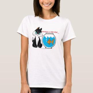 T-shirt Atermoyez Kitty grincheux