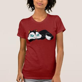 T-shirt Atermoyez Kitty mignon