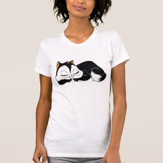 T-shirt Atermoyez Kitty somnolent