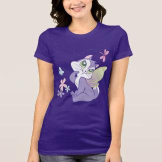 T-shirt Atermoyez la libellule Kitty