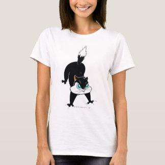 T-shirt Atermoyez le territoire de Kitty
