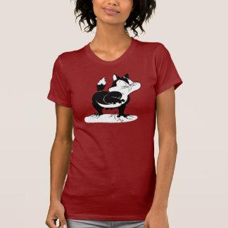 T-shirt Atermoyez les griffes parties
