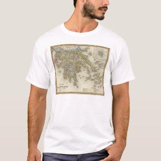 T-shirt Athènes, Grèce