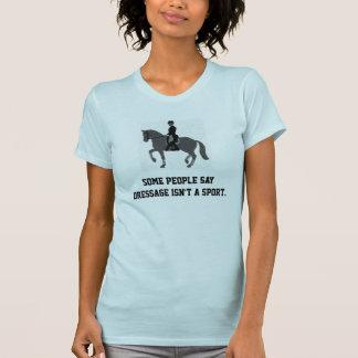 T-shirt Athlète de dressage
