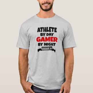 T-shirt Athlète de Gamer