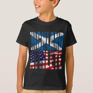 T-shirt Athlète des montagnes