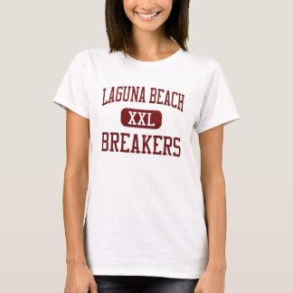 T-shirt Athlétisme de briseurs de Laguna Beach