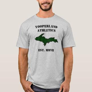 T-shirt Athlétisme de Yooperland