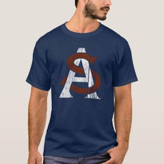 T-shirt Atlanta cloue le base-ball - COMME logo