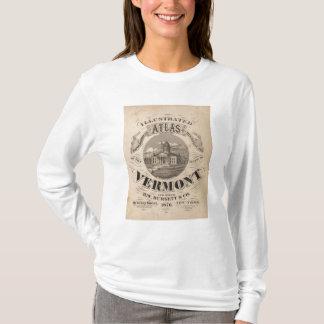 T-shirt Atlas topographique