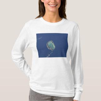 T-shirt Atoll de Mataiva, archipel de Tuamotu