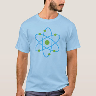 T-shirt Atome de la Science
