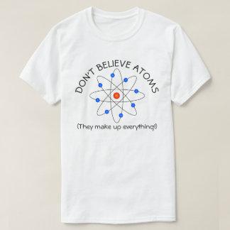 T-shirt Atomes