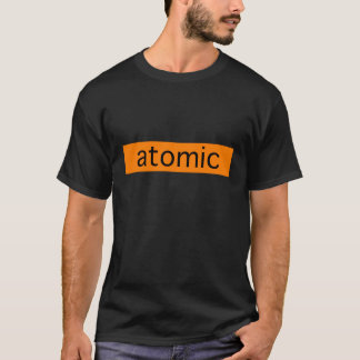 T-shirt atomique
