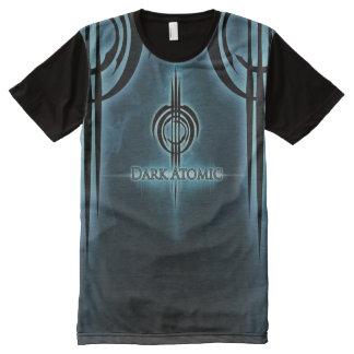 T-shirt atomique foncé V2