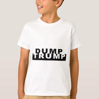 T-shirt Atout B&W de décharge