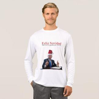 T-shirt Atout. Feliz Navidad, Mexique va payer lui !